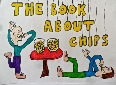 The Book about Chips - title page